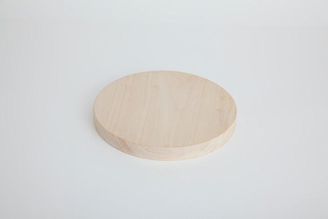 丸いまな板 30cm