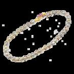 Bon-bon necklace(ボンボンネックレス )EMU-012gp グレー