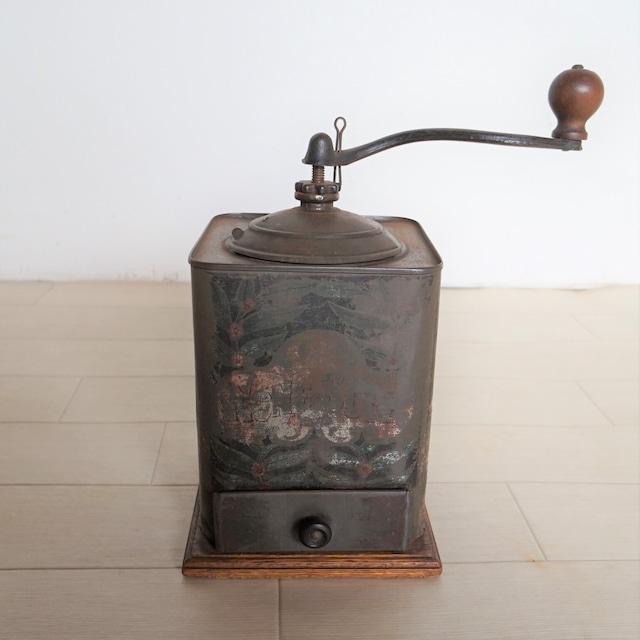 アメリカ・Bronson-Walton社 1900年頃のコーヒーミル