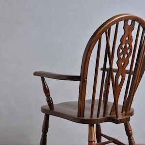 Wheelback Arm Chair / ホイールバック アーム チェア 〈ダイニングチェア・アームチェア・デスクチェア〉2001-0001