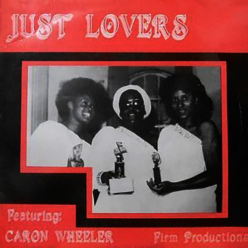 【USED/LP】V.A. - Just Lovers