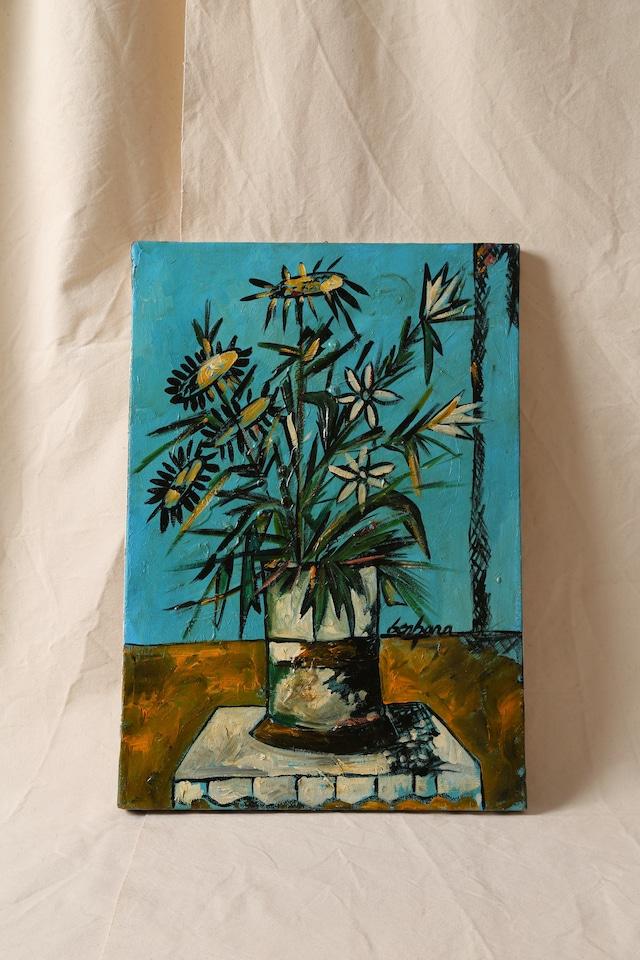 Canvas Art-Flower