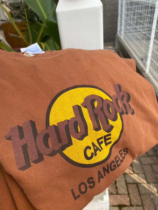 【USED】Hard Rock Tee《BRN》21383065