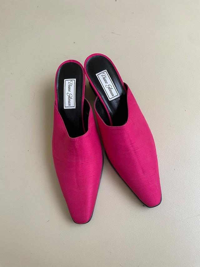 pink mule / 7SSGD06-15