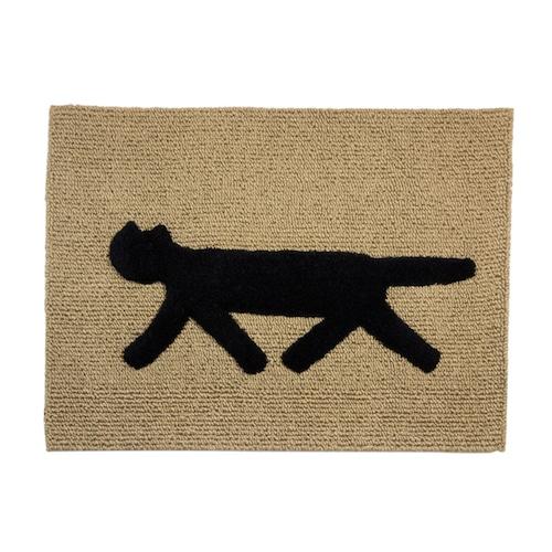 F/style(エフスタイル) Rondo Cat Mat(S) ブラック