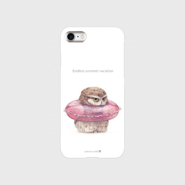 iPhone8ケース『Endless summer vacation』