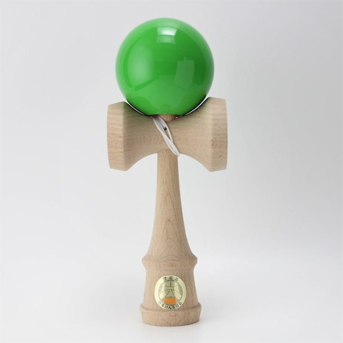 競技用けん玉 大空 ソリッドカラー  緑