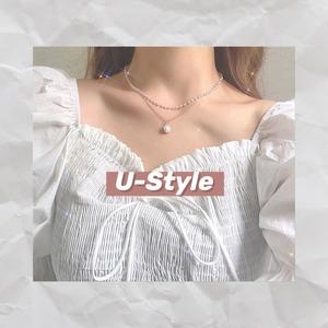 【即日発送】pearl necklace