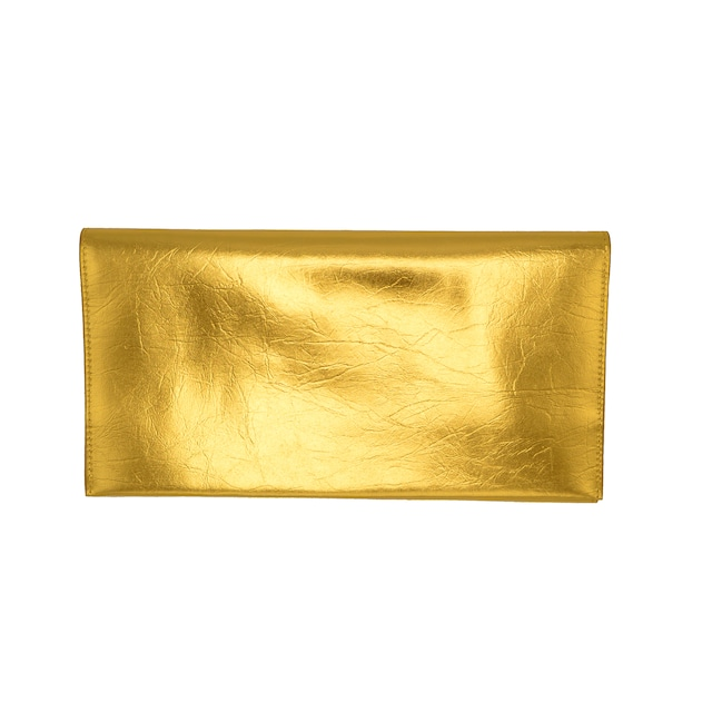 《クラッチバッグ》TIN BREATH Clutch bag Gold