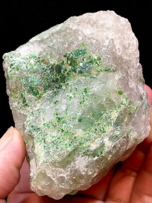 2) フックサイト原石