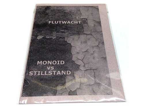 [USED] Flutwacht / Monoid & StillStand - Hirn Milch / Into Nowhere (2006) [CD-R]