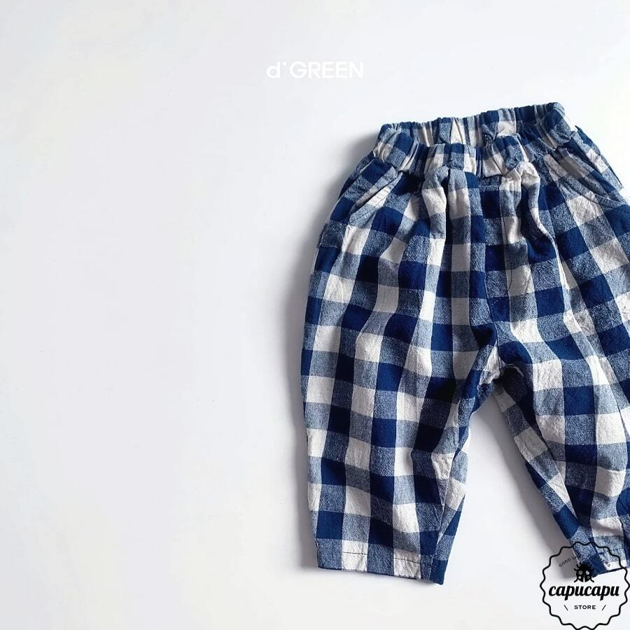 «sold out» check pants 2colors チェックパンツ