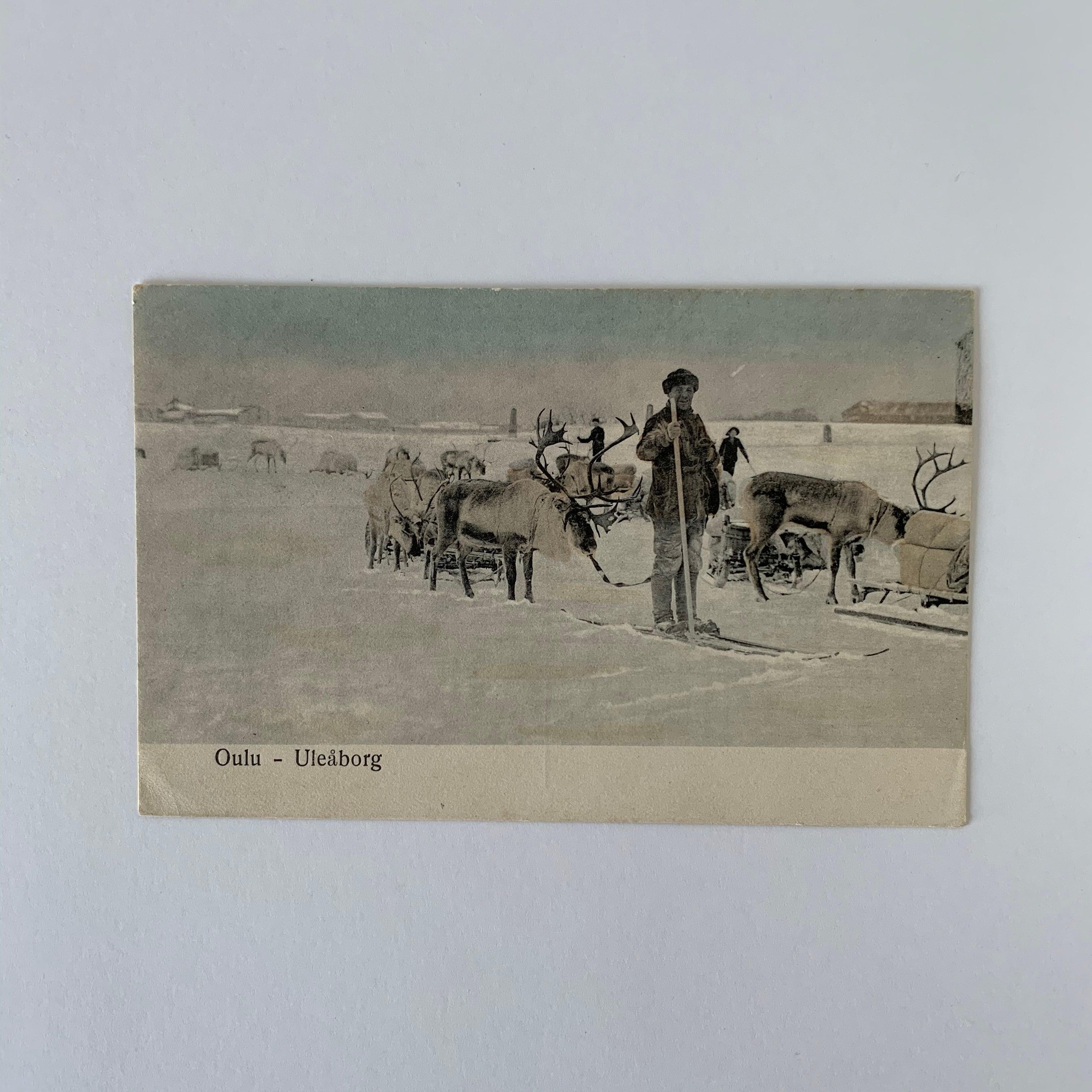 Antique Postcard No.031