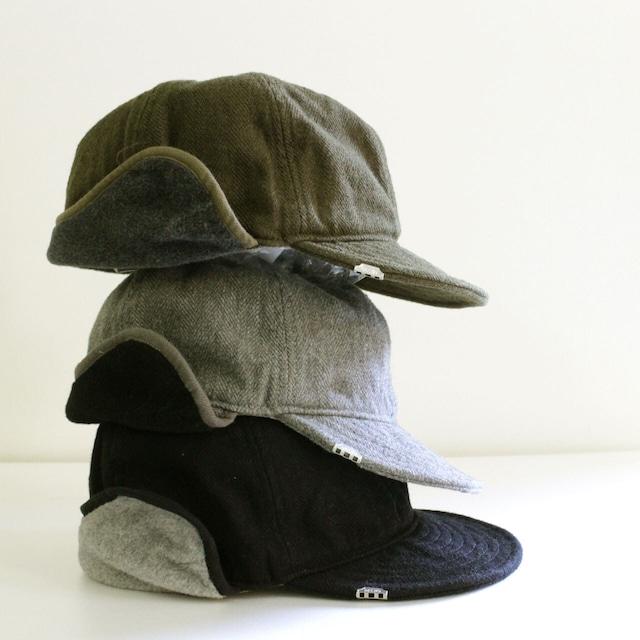 DECHO  デコー EARMUFFS CAP イヤーマフキャップ 10-1AD19  メンズ・レディース兼用 帽子