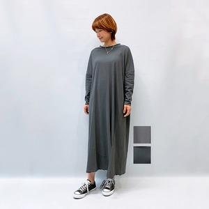 upper hights(アッパーハイツ) Comfy Dress カットソーワンピース 2021秋物新作 [送料無料]