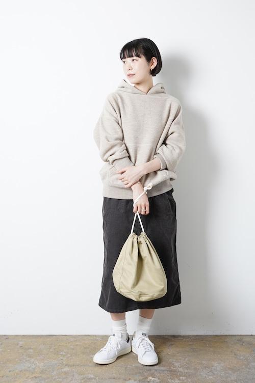 PARKA KNIT garment wash/OF-N020