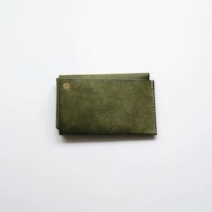 square wallet - ol - プエブロ