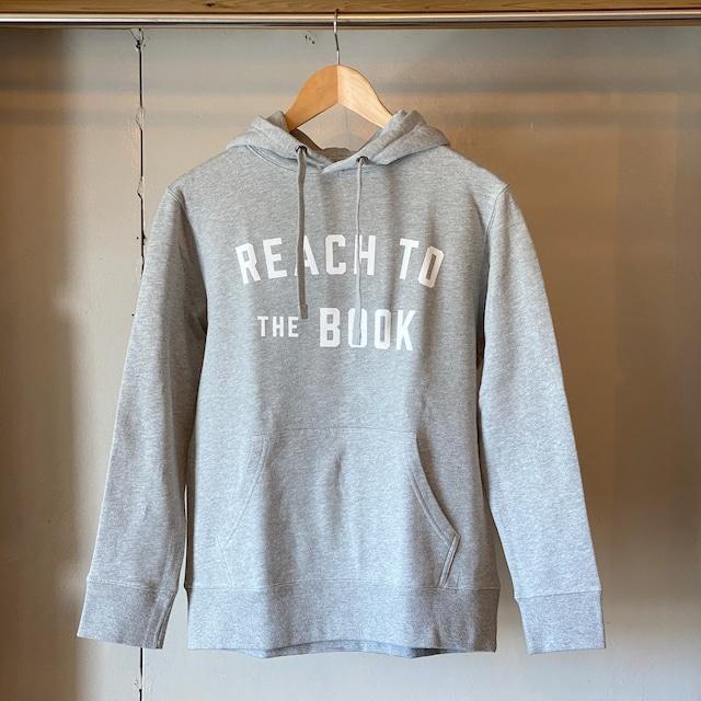 フーディー / REACH TO THE BOOK / Gray