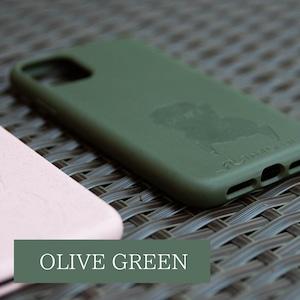 ☆数量限定☆JAMESIE MONKEY x tidal green [OLIVE GREEN]「地球に還る」iPhoneケース 新しい仲間の誕生! ♡