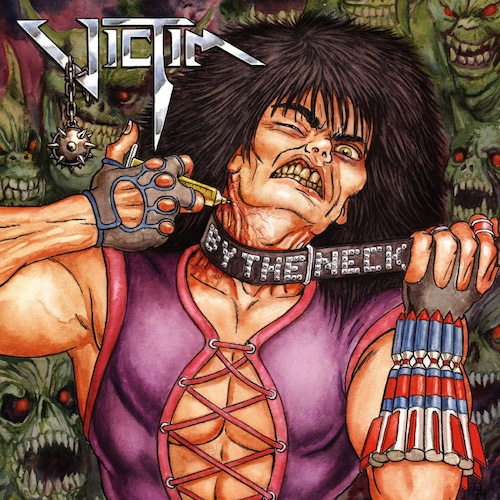 """VICTIM """"By The Neck"""" (輸入盤)"""