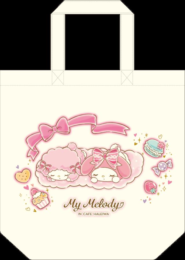 My Melody トートバッグ(おひるね)