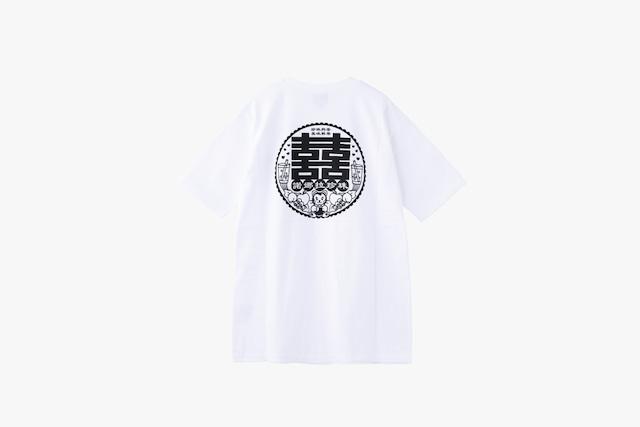 ダブルハピネスTシャツ