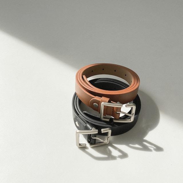 Leather belt   a-179