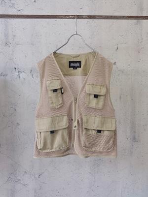 4pocket mesh vest