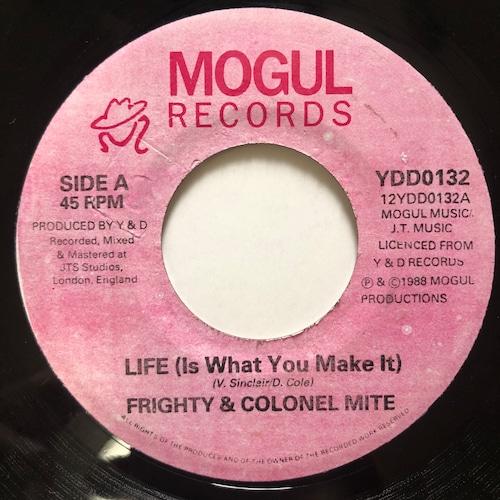 Frighty, Colonel Mite - Life【7-20698】