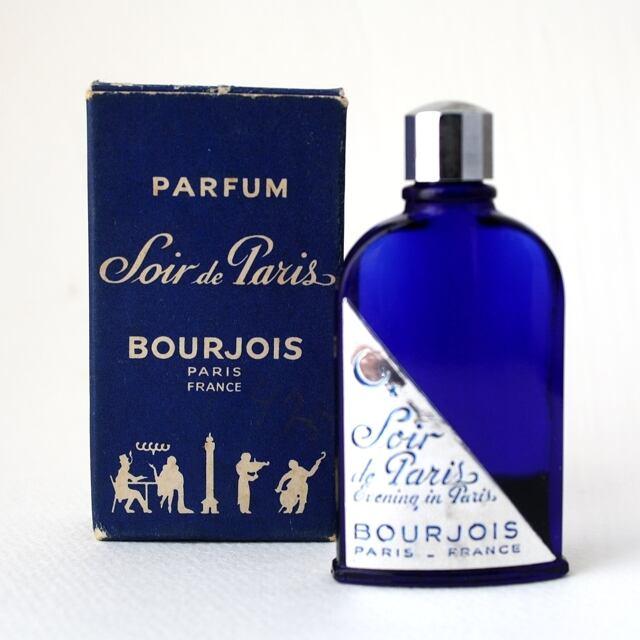 BOURJOIS [Soir de Paris・PARFUM] S/ aa0005