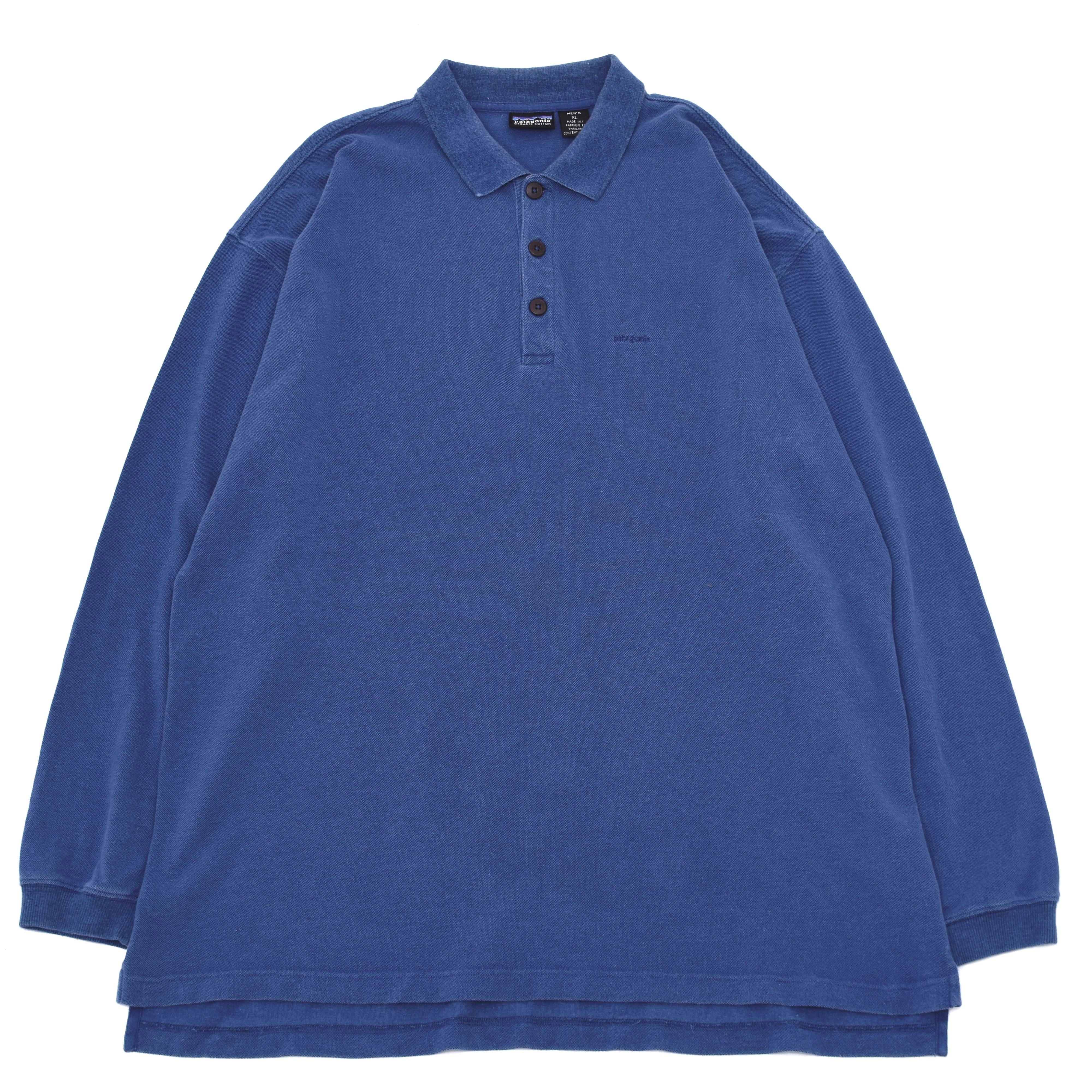 patagonia F'97 organic cotton polo shirt