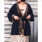 【hippiness】quarter knit gown/【ヒッピネス】クォーター ニット ガウン