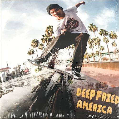 DEEP FRIED / DEEP FRIED AMERICA / スケートビデオ / DVD