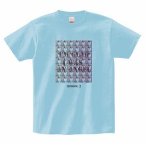 モノホンTシャツ(ライトブルー)