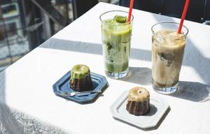【4個入】kawaraのお茶カヌレ(抹茶・ほうじ茶・和紅茶)