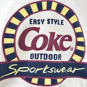 """"""" COKE OUTDOOR """" T-shirts"""