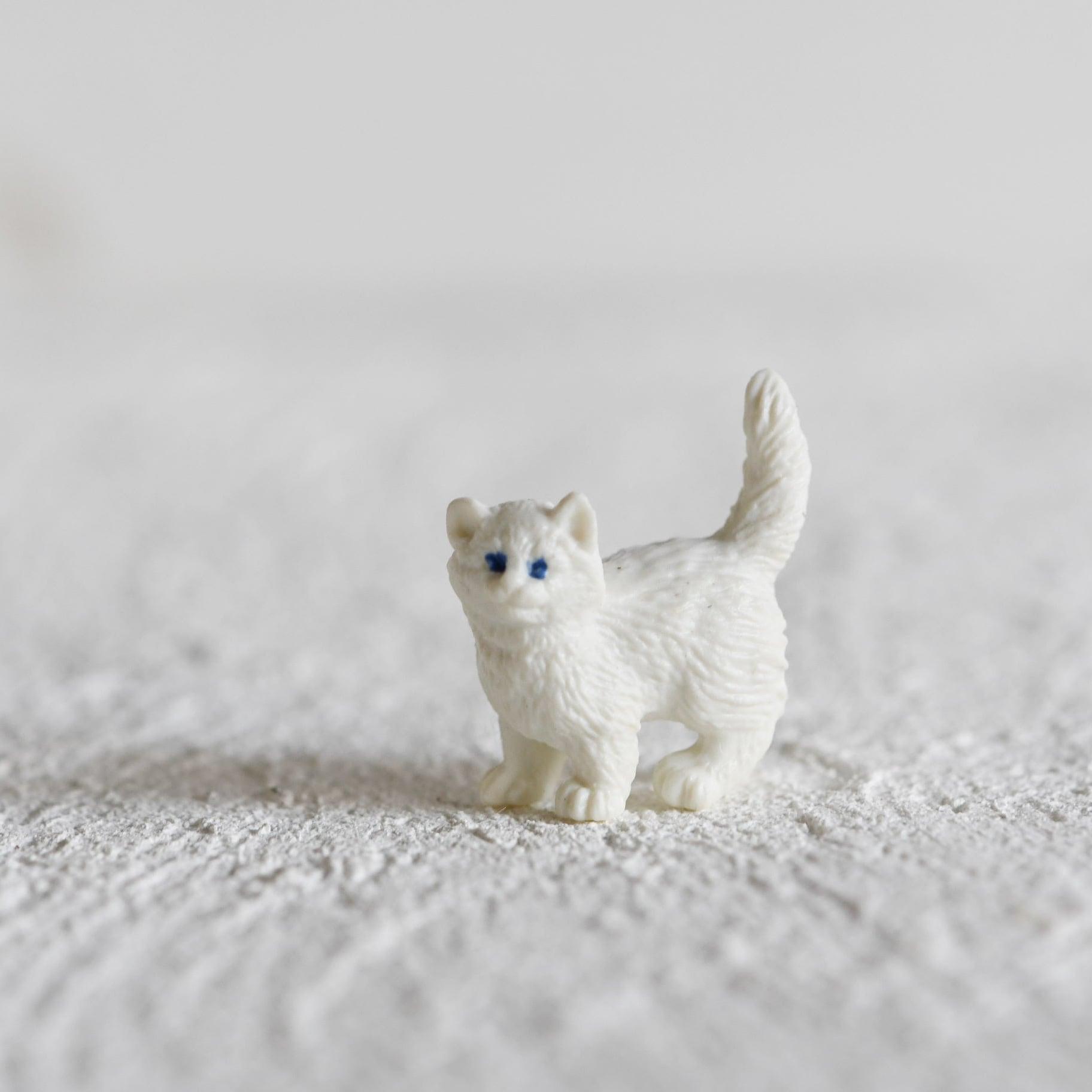 【レイアウト用】フィギュア 仔猫