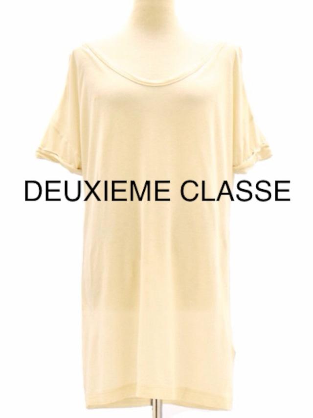 DEUXIEME CLASSE ドゥーズィエムクラス 上質 コットン ドレス 送料無料