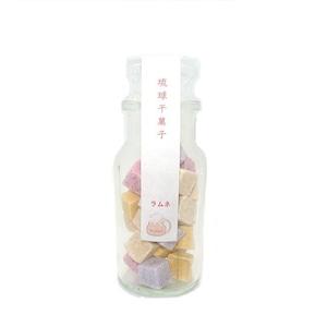 琉球干菓子(ラムネ)薬瓶入