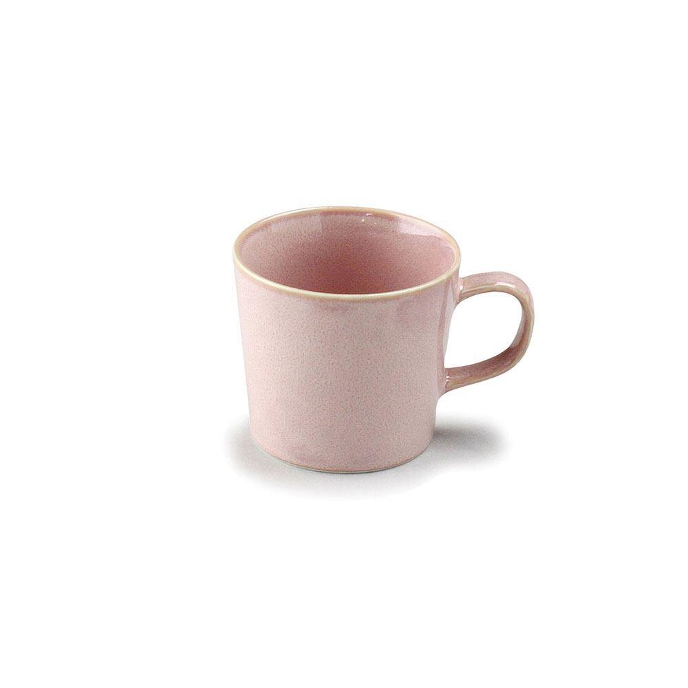 aito製作所 「ナチュラルカラー Natural Color」スタンダード マグカップ 320ml ピンク 美濃焼 517066