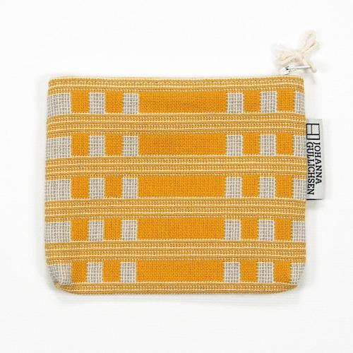 JOHANNA GULLICHSEN(ヨハンナ グリクセン) Purse Tithonus(ティトナス) Yellow