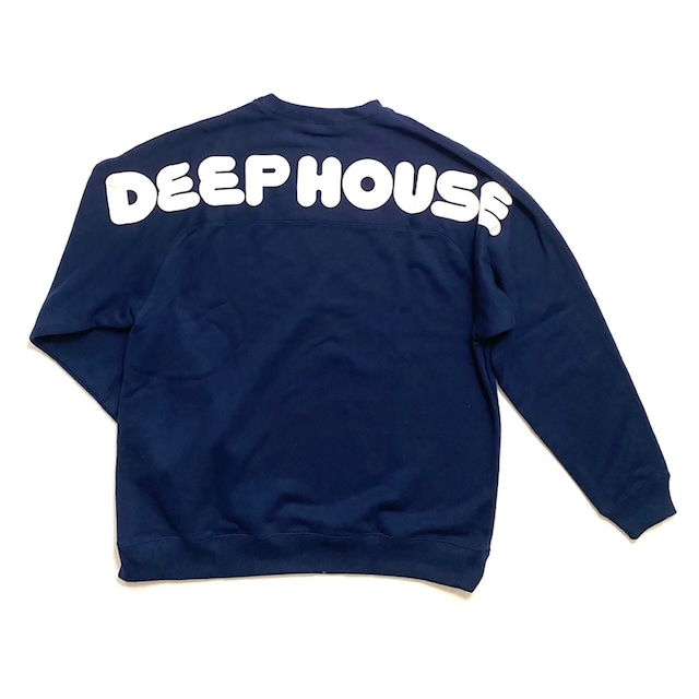 DEEP HOUSE  SWEAT SHIRT