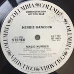Herbie Hancock – Magic Number / Everybody's Broke