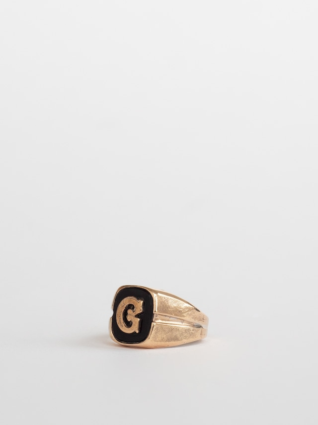 Gold Plated Ring / TCJI
