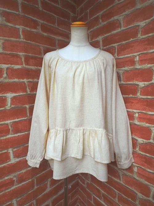 中世のシャツ ナチュラルファンタジー服