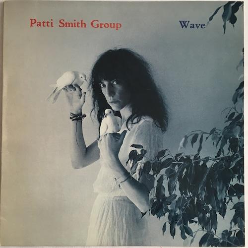 【LP・米盤】Patti Smith Group  /  Wave