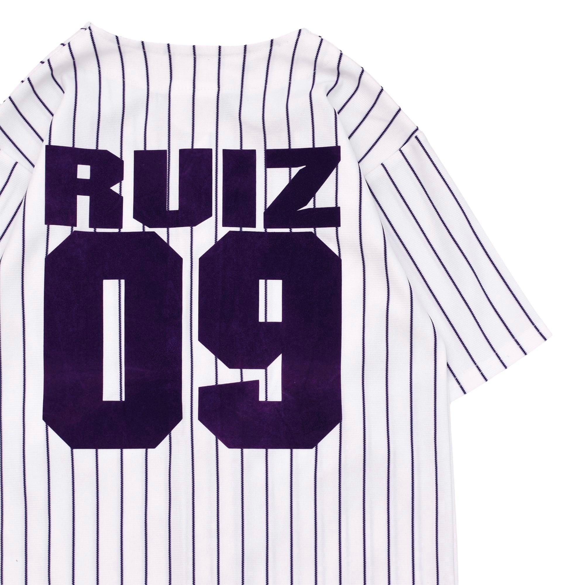 TEAMWORK athl.apparel baseball shirt Made in USA