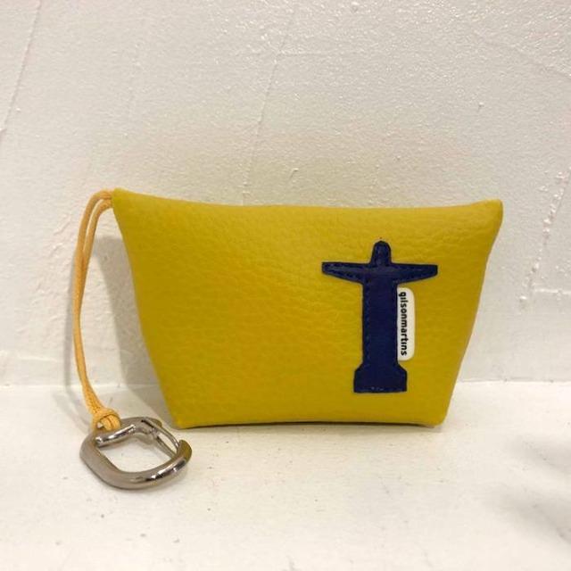 ジルソン・マルチンス GUIGO RIO Christ 黄色・紺
