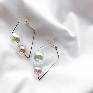 【再入荷】Sunny bubble pierce