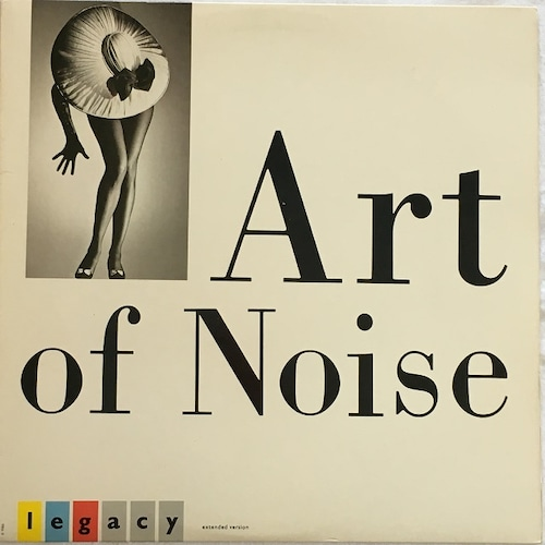 【12inch・米盤】The Art Of Noise / Legacy